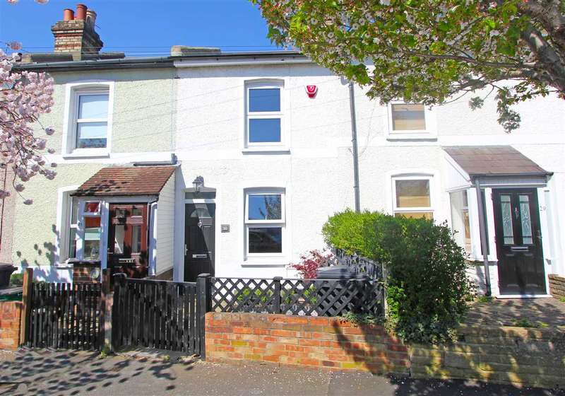 2 Bedrooms Terraced House for sale in Helder Street, South Croydon