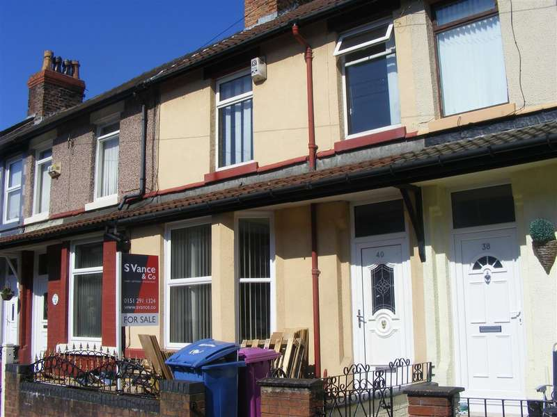 3 Bedrooms Terraced House for sale in Antrim Street, Liverpool