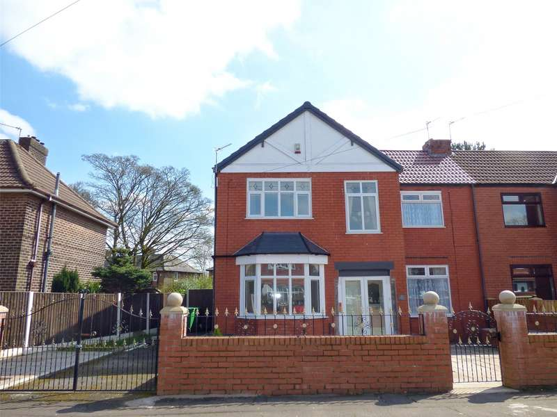 3 Bedrooms Semi Detached House for sale in Grange Park Road, Blackley, Manchester, M9
