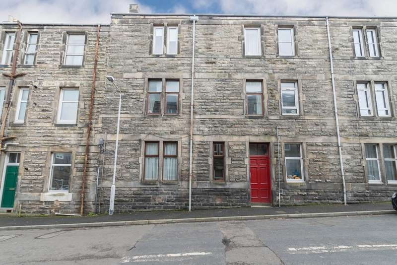 2 Bedrooms Property for sale in Alexandra Street, Dunfermline KY12