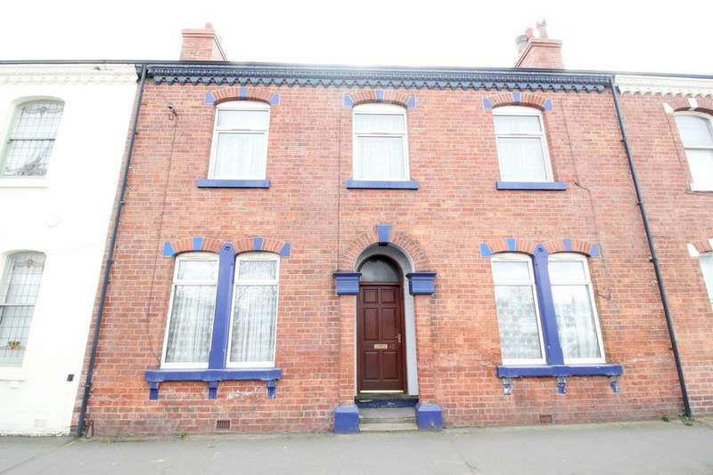 4 Bedrooms Terraced House for sale in Cambridge Street, Castleford WF10