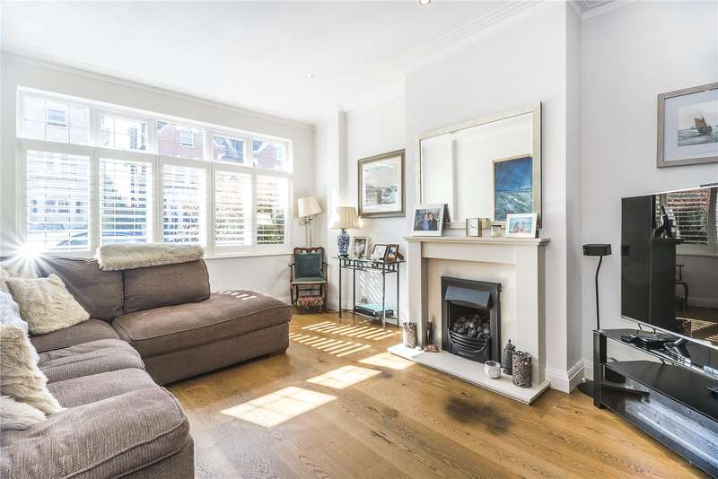 4 Bedrooms Mews House for sale in Hendham Road, London, SW17