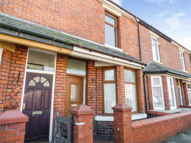 3 Bedrooms Terraced House for sale in Pharos Street, Fleetwood, Lancashire