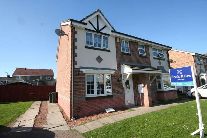 3 Bedrooms Semi Detached House for sale in Hatherley Court, Middlesbrough, TS3