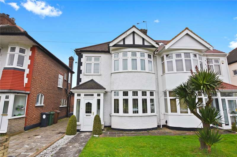 3 Bedrooms House for sale in Forest Rise, London, E17