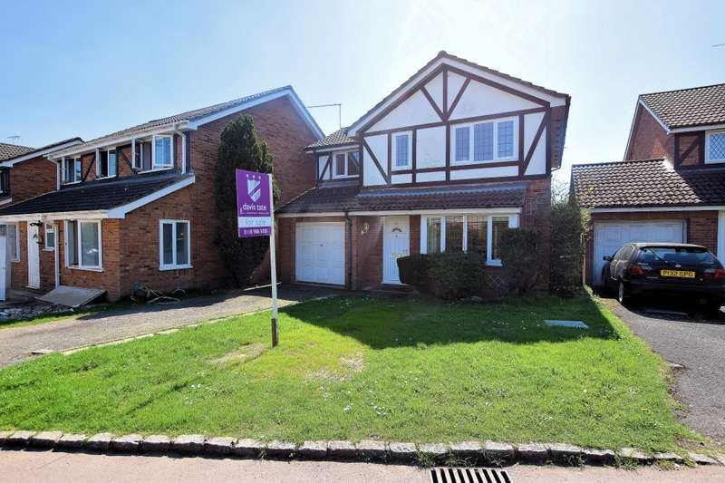 4 Bedrooms Detached House for sale in Skelmerdale Way, Lower Earley, Reading, RG6
