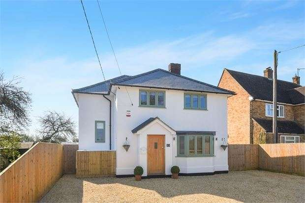 4 Bedrooms Detached House for sale in Station Road, Quainton, Buckinghamshire. HP22 4BX