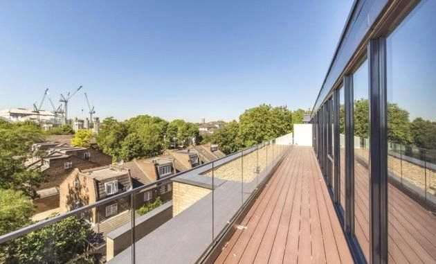3 Bedrooms Apartment Flat for sale in Landau Apartments, 72 Farm Lane, Fulham, London, SW6