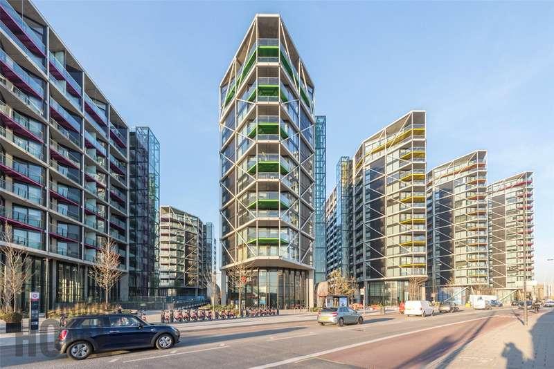 2 Bedrooms Apartment Flat for sale in Three Riverlight Quay, Nine Elms Lane, London, SW11