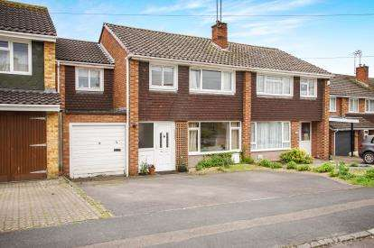 4 Bedrooms Semi Detached House for sale in St. Davids Road, Thornbury, Bristol, .