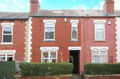 3 Bedrooms Terraced House for sale in Linburn Road, Sheffield, South Yorkshire