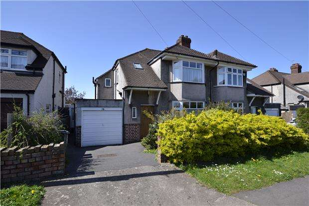 3 Bedrooms Semi Detached House for sale in Reedley Road, Bristol BS9 3ST