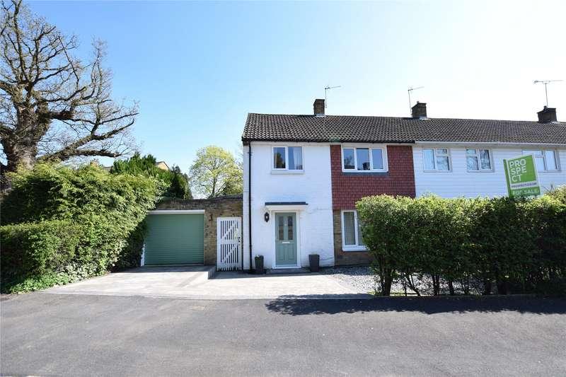 4 Bedrooms Semi Detached House for sale in Saffron Road, Bracknell, Berkshire, RG12