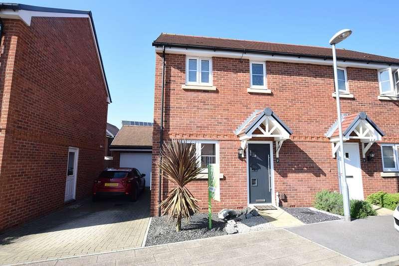2 Bedrooms End Of Terrace House for sale in Shearwater Drive, Jennett's Park, Bracknell, Berkshire, RG12