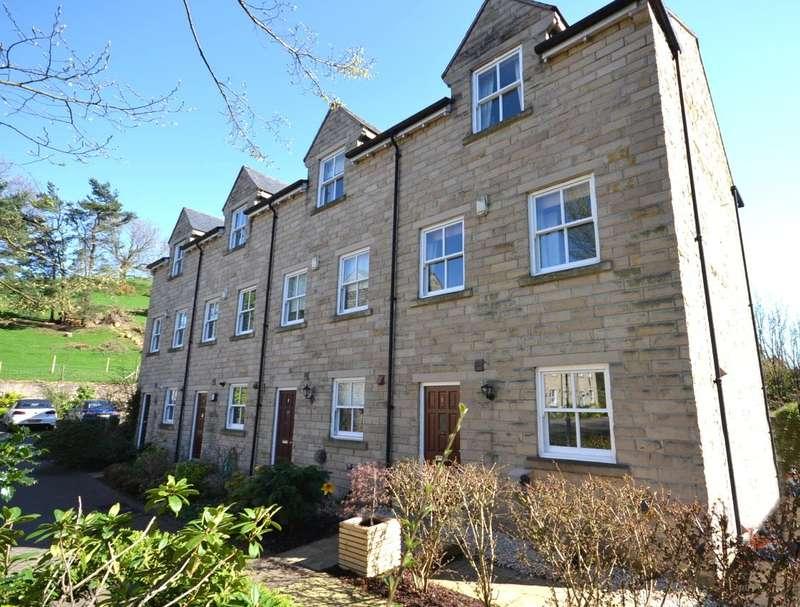 3 Bedrooms Mews House for sale in Jacksons Close, Kerridge, Macclesfield, SK10