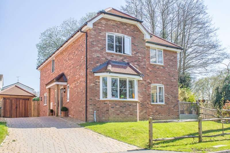 4 Bedrooms Detached House for sale in Mill Road, Liss