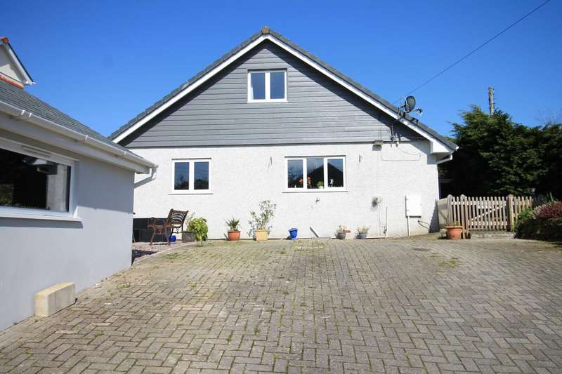 5 Bedrooms Detached House for sale in Lanreath, Looe