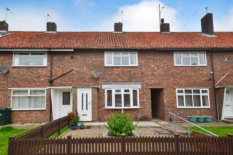 2 Bedrooms Terraced House for sale in Petworth Place, Eastbourne