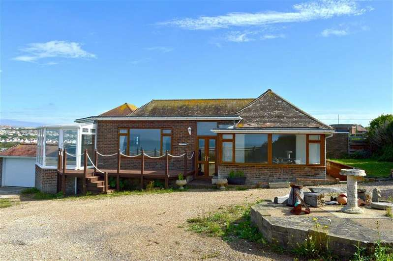 3 Bedrooms Semi Detached Bungalow for sale in Marine Parade, Seaford, East Sussex