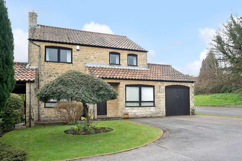 4 Bedrooms Detached House for sale in North Grove Mount, Wetherby