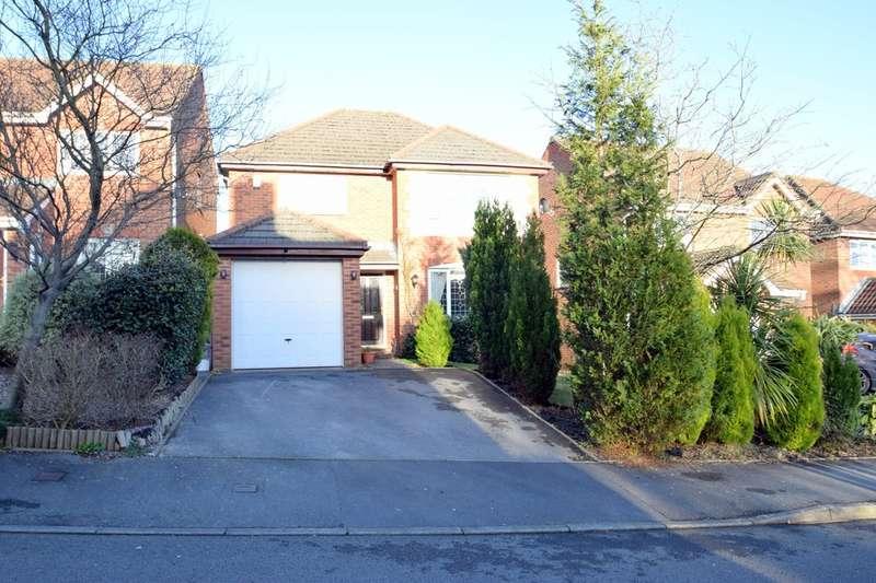 4 Bedrooms Detached House for sale in 23 Llwyn-Y-Groes, Broadlands, Bridgend, Bridgend County Borough, CF31 5AJ.