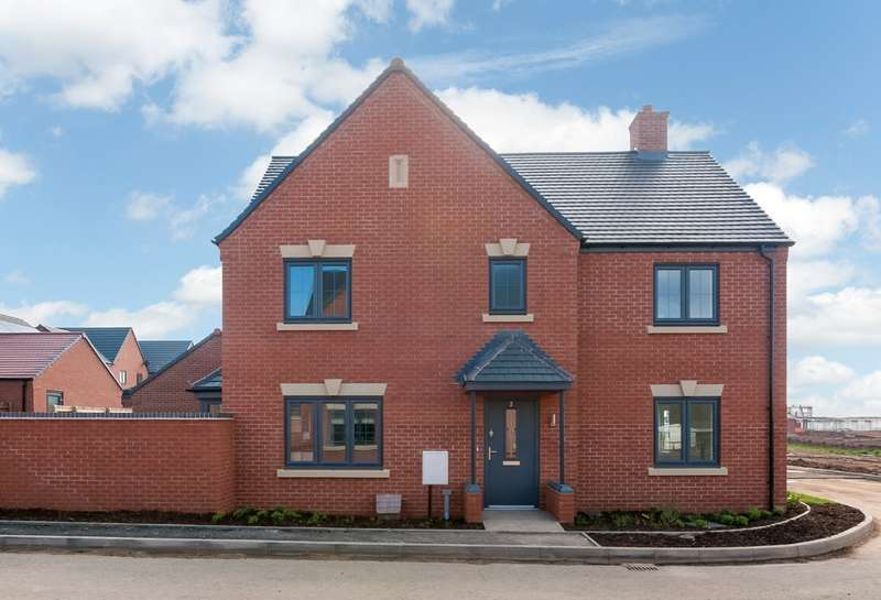 4 Bedrooms Detached House for sale in Plot 82 Penfold I Oakley Grove