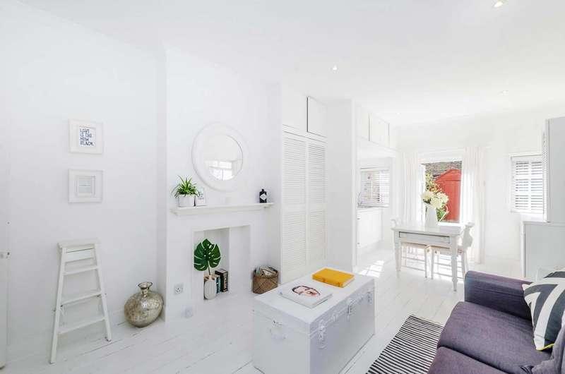 Studio Flat for sale in Buckley Road, Brondesbury, NW6