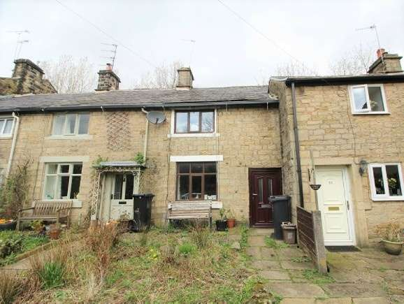2 Bedrooms Cottage House for sale in Pot Green, Holcombe Brook