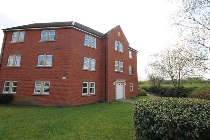 2 Bedrooms Flat for sale in Wildhay Brook, Hilton, Derby, DE65