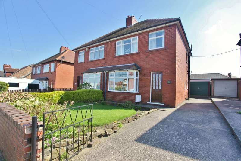 3 Bedrooms Semi Detached House for sale in Summer Lane, Wombwell, Barnsley, S73