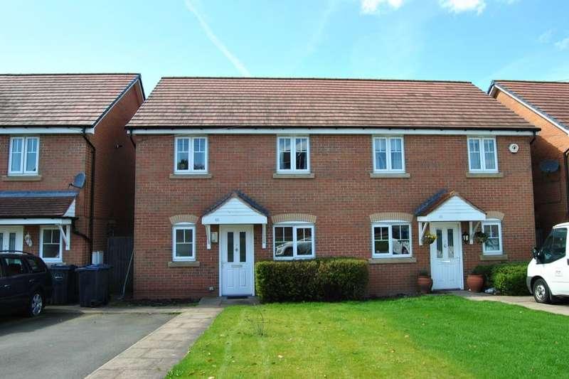 3 Bedrooms Semi Detached House for sale in Thelbridge Road, Birmingham, B31