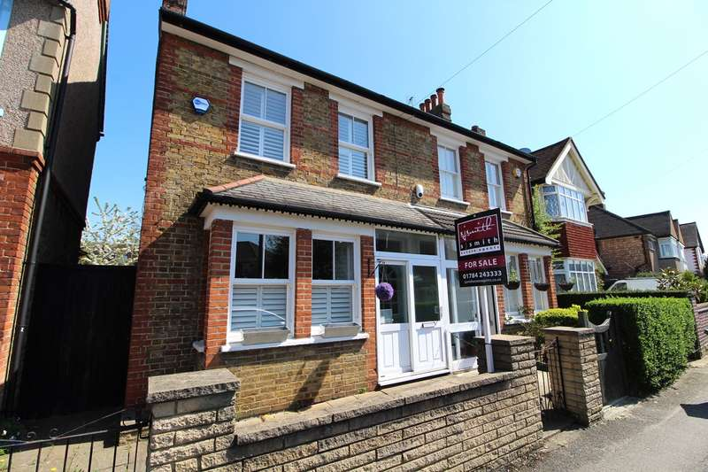 3 Bedrooms Detached House for sale in Clarendon Road, Ashford, TW15