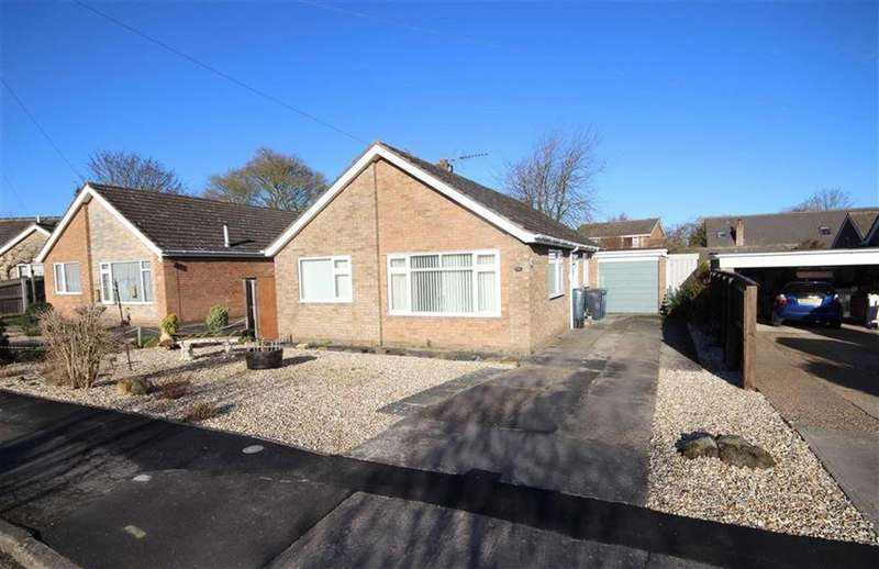 3 Bedrooms Detached Bungalow for sale in Eastfield Close, Welton, Lincoln, Lincolnshire
