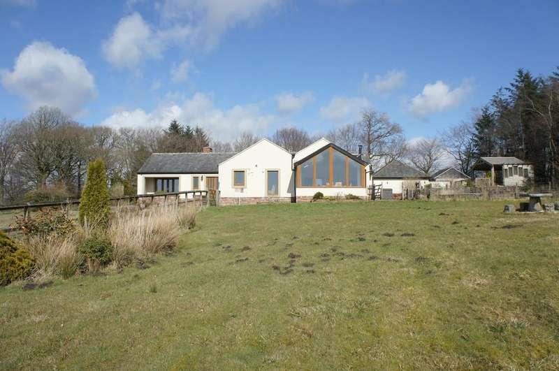 4 Bedrooms Detached Bungalow for sale in Penton, Carlisle