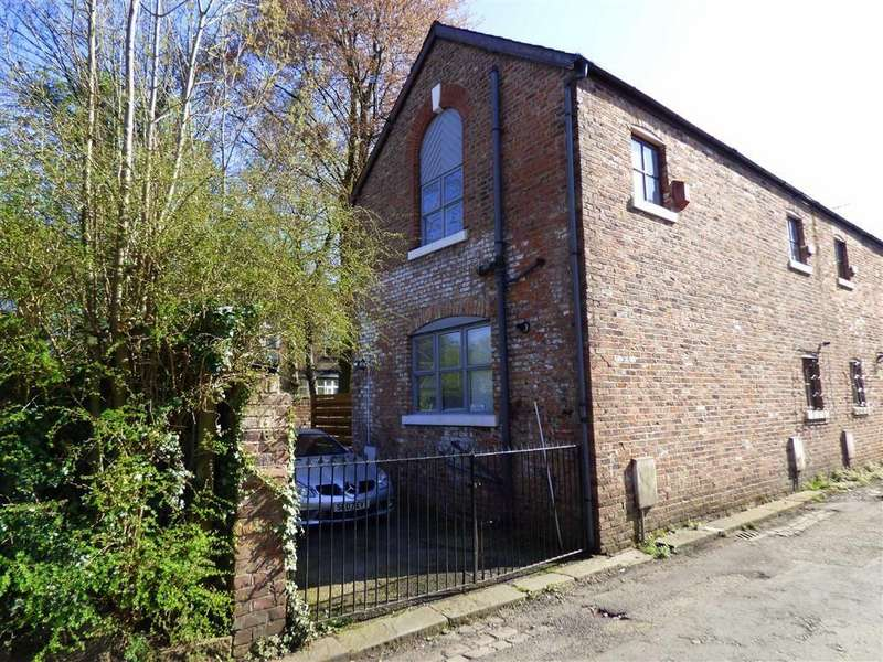 2 Bedrooms Semi Detached House for sale in Cape Street, Withington, Manchester, M20