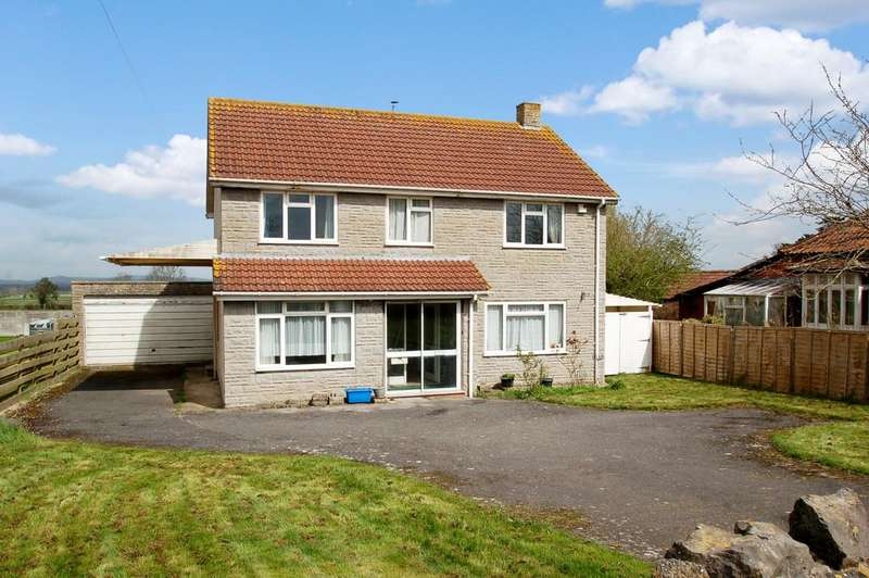 3 Bedrooms Detached House for sale in Broadway, Chilton Polden