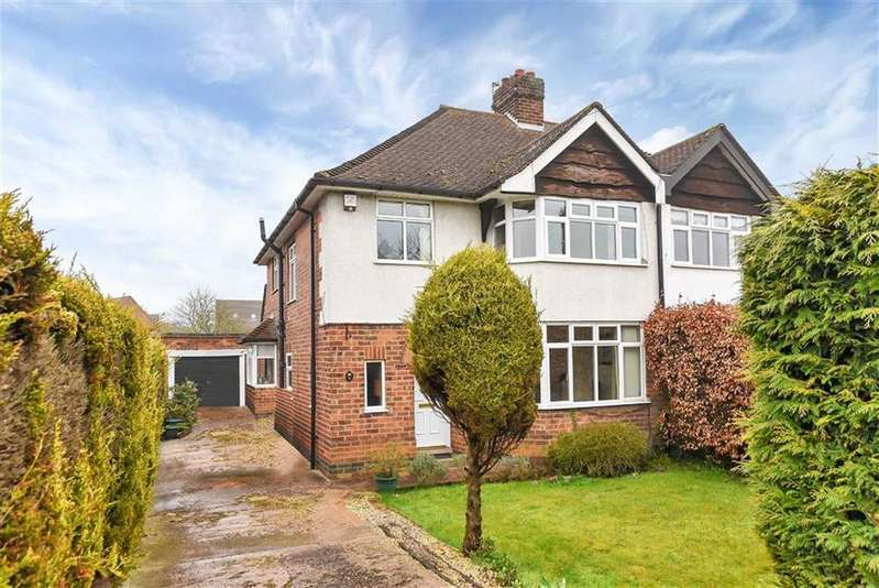 3 Bedrooms Semi Detached House for sale in Broadway, Lincoln, Lincolnshire