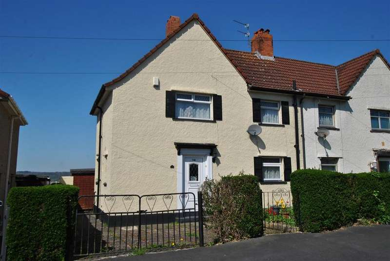 3 Bedrooms Semi Detached House for sale in Stockwood Crescent, Knowle, Bristol