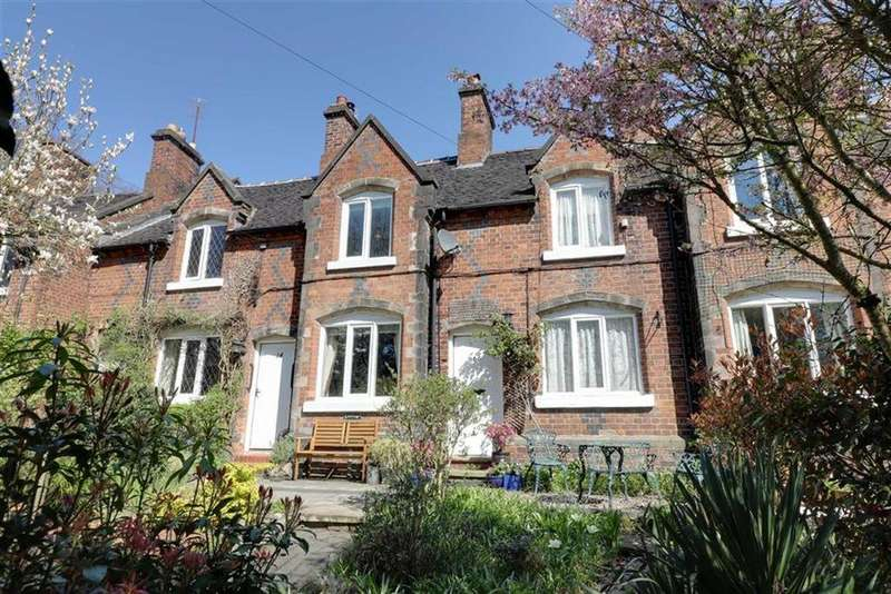 2 Bedrooms Terraced House for sale in Front Street, Sandbach