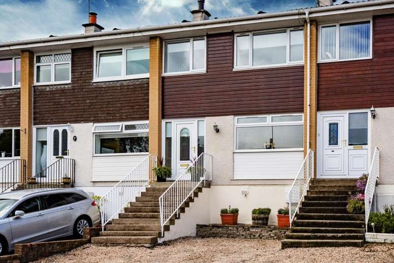 3 Bedrooms Terraced House for sale in 69 Riverside Road, Waterfoot, G76 0DE