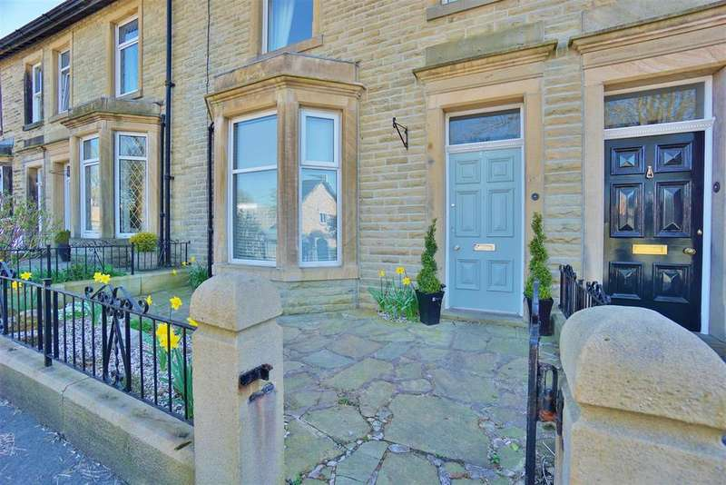 4 Bedrooms Terraced House for sale in Pimlico Road, Clitheroe