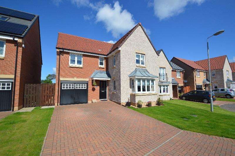 4 Bedrooms Detached House for sale in Pennant Place, Irvine, North Ayrshire, KA11 2GG