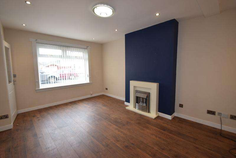 2 Bedrooms Terraced House for rent in Herbertson Crescent, Irvine, North Ayrshire, KA12 0QN