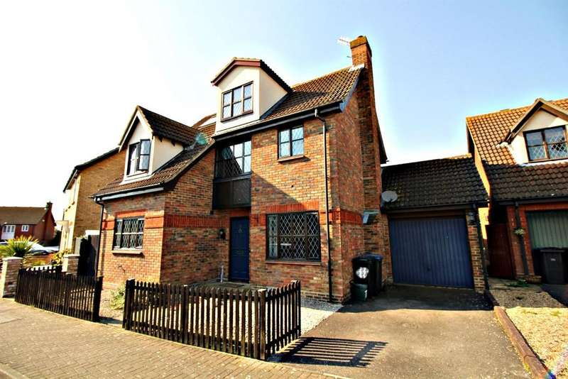5 Bedrooms House for sale in Pilkingtons, Church Langley, Harlow