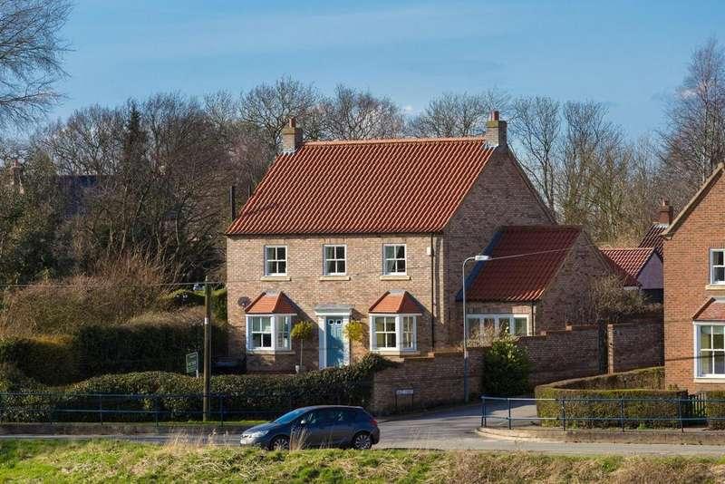5 Bedrooms Detached House for sale in Dales Court, Stillingfleet, York