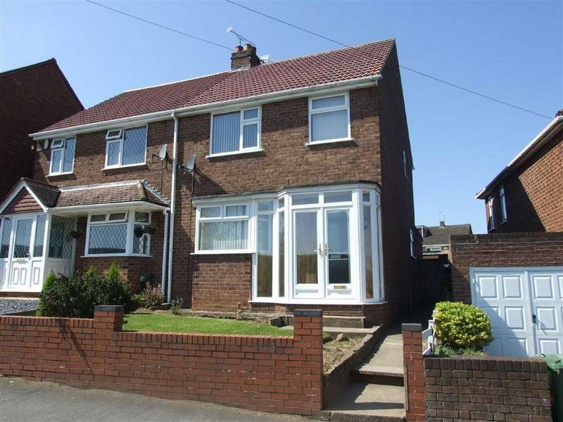 3 Bedrooms Semi Detached House for sale in St Giles Road, Ash Green