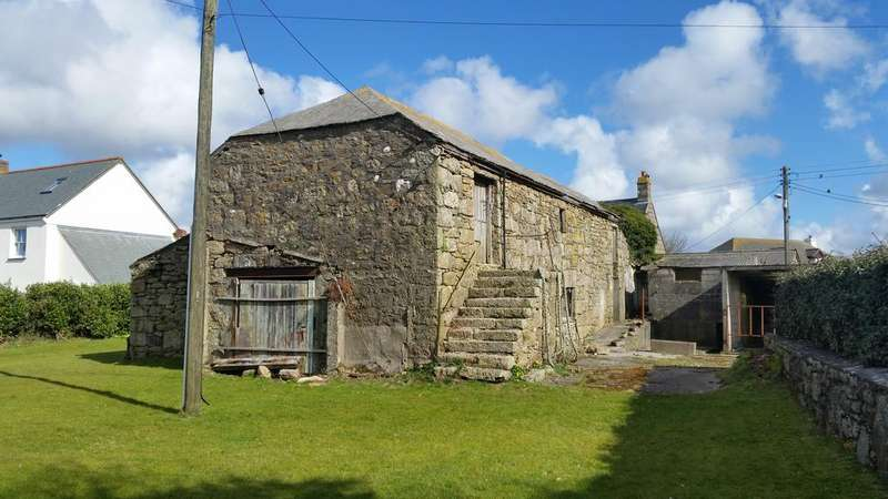 Barn Conversion Character Property for sale in Tower Farm, St Buryan TR19