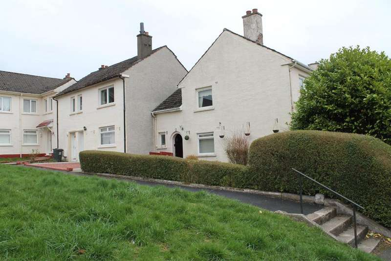 3 Bedrooms Flat for sale in 28 Lochinver Crescent, PAISLEY, PA2 9HA