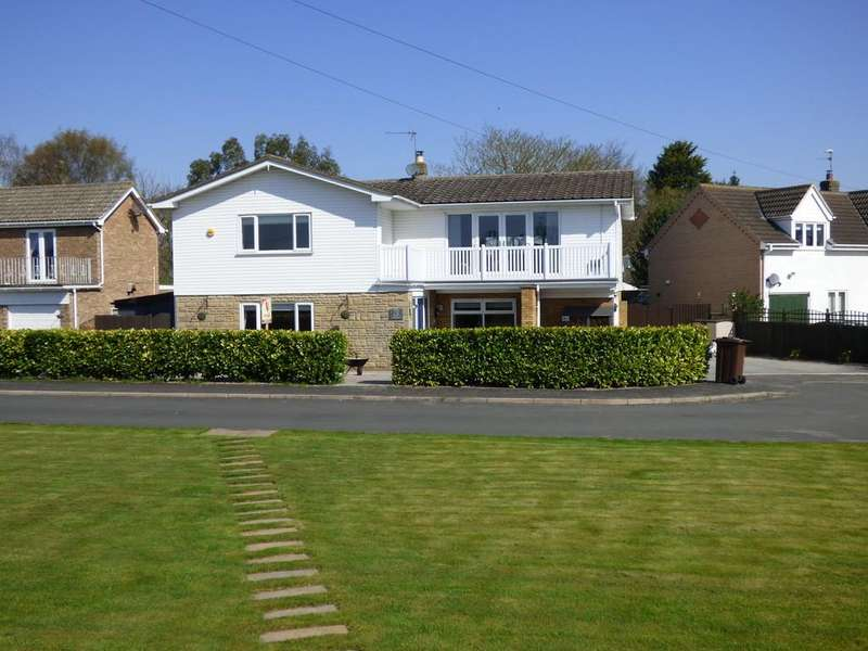 4 Bedrooms Detached House for sale in Manor Close, Spalding