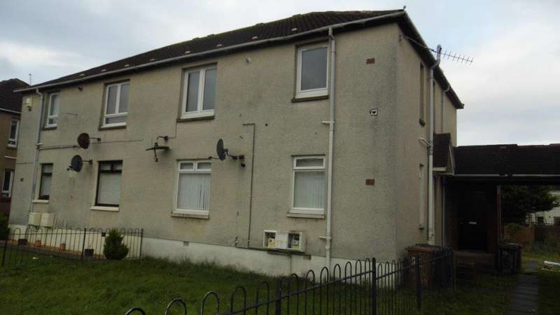 2 Bedrooms Flat for sale in Morris Moodie Avenue , Stevenston KA20